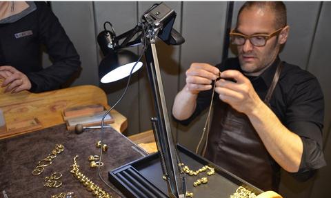 意大利珠宝中国巡回展览